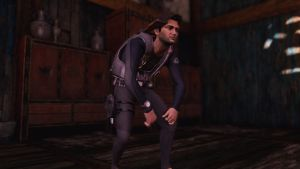 Monkey Man: Uncharted 2 by WingedHeart158