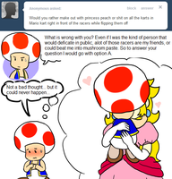 Ask Toad - Shitt? by pocket-arsenal