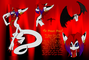 The Dragon Dracul {Reference} by TheGamerDracul