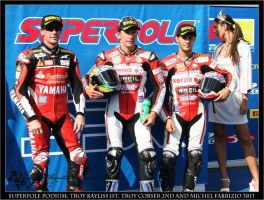 Brno- Superpole Podium by QueenOfHearts21