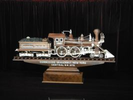 Master Craving of Commodore Vanderbilt by SteamRailwayCompany