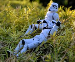 Stormtrooper Sabbatical by PrometheanPenguin