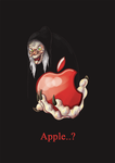 Apple..? by purlo