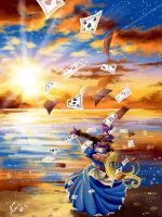 card waltz by vopoha