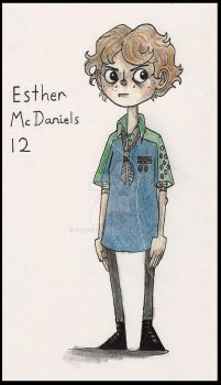 Esther McDaniels by Page-Inc