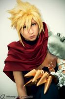 KH Dissidia Cloud 2 by okageo