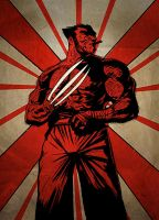 Wolverine - Japan by Gaugex