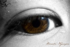 Eye Project: Unfocused by ShineeDragon