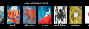 Color contrast by Tori-Fan