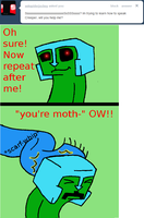 Creeper Talk by Ask-Creeps-and-Lanky