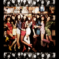 Oh ft SNSD by ybeffect