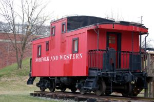 NW Caboose by jhg162