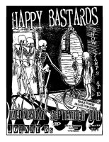 hApPY BAstARdS by CrimeThink