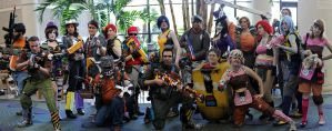 Megacon 2013 16 by CosplayCousins