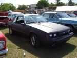 1985 Ford Mustang notchback by Mister-Lou