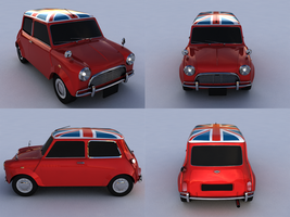 Mini Cooper profiles by Squint911