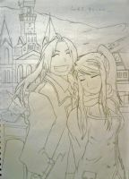 Edward Elric WIP2.5 by Lord-Plankton