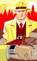 "Calling ""Dick Tracy"" by sharpbrothers"