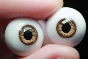 Handmade doll eyes eyes 2 by Neerium