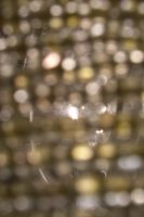 Gold and silver metallic blur by paintresseye