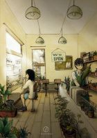 The Plant Shop by AoiCancerius