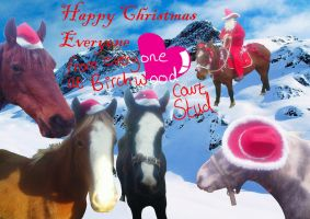 Happy Christmas from England by StarCrossedPsycho