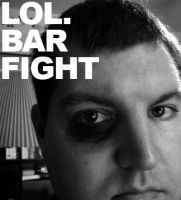 Bar Fight Aftermath by vicioussuspicious
