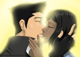 The real ending of LOK by Erisabetta