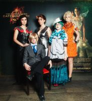Catching Fire Premiere by StarbitCosplay
