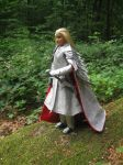 King Thranduil in his armor by Menkhar