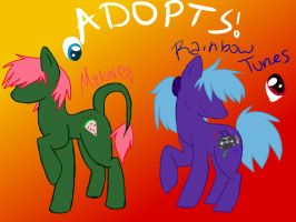 Adoptables OPEN NAME YOUR PRICE by Khrys-Faolan