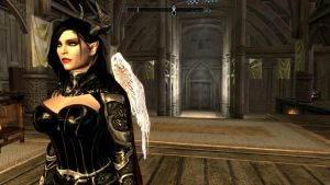 Hecate in Skyrim by MissShad3