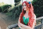 Poison Ivy Stock 04 by LaraGirlySkull
