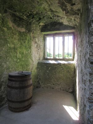 Medieval window stock by LittleOph
