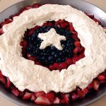 Captain America Shield Shortcake by zaythar