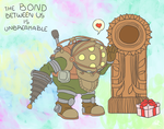 Big Daddy Calling by ALittleSeahorse
