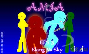 Amia Eps 3 Promotion Poster by apielang