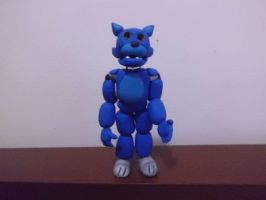 FNAC Old Candy clay model by luigihorror64