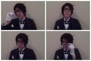 Claude Faustus Randomness by OurLivingLegacy