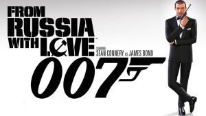 007 From Russia with Love by vgwallpapers
