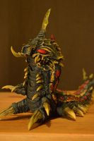 S.H Monsterarts Battra Larva (7/?) by GIGAN05