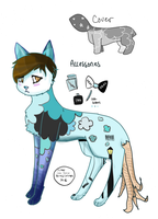 The Fault in Our Stars Bookcat (Auction) CLOSED by KittyKlaws