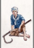 Jack Frost by button-bird