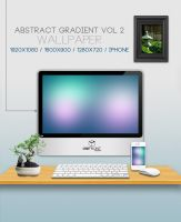 Abstract Gradient Vol2 Wallpaper By UnifrontMedia by castrocr08