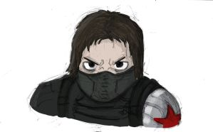 Winter Soldier by SteamMouse