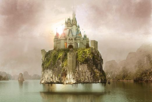 castle in the sky by salhi