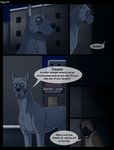 A Dog's Strife - Chapter 1: Page 03 by WyldeElyn