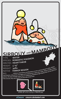 Sirbouy and Mambouy by Concore