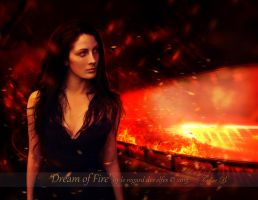 Dream of Fire by Le-Regard-des-Elfes