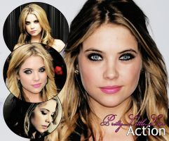 Pretty Little Liar Action by QuinnFabrevans